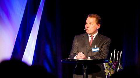 Partner Tore Myrholt i McKinsey & Company tjente 102 millioner kroner i fjor på kunder innen olje, gass og offshore.