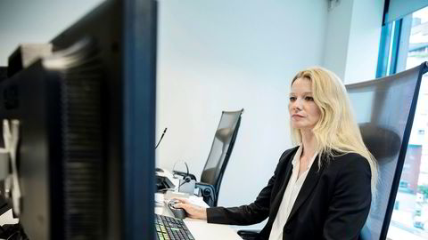 Sjeføkonom Kari Due-Andresen, tror arbeidsledigheten vil stabilisere seg på langt høyere nivå enn før krisen.