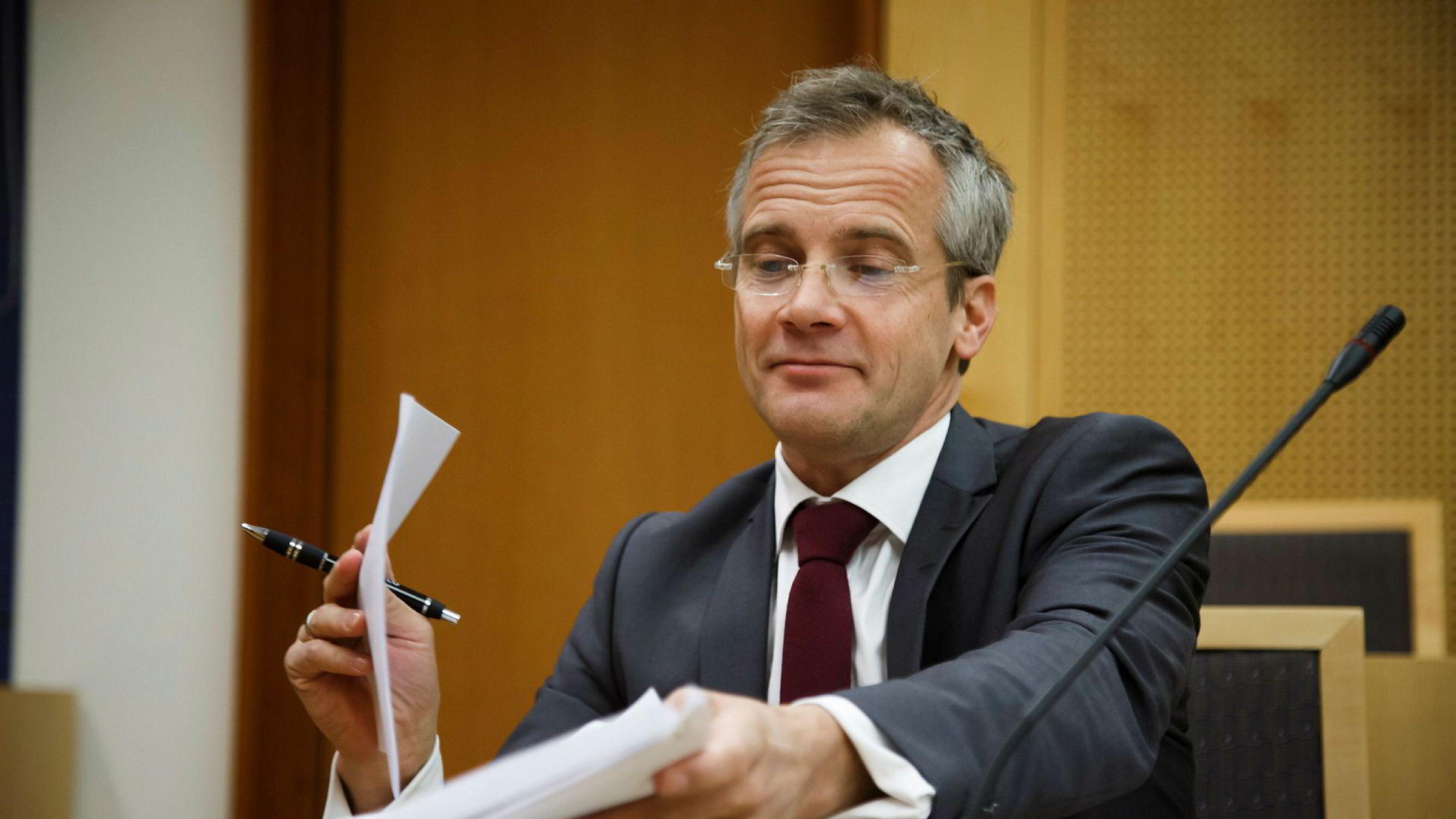 Tidligere ESA-topp Per Andreas Bjørgan tror Norge slutter seg til Acer uavhengig av hva Island vedtar.