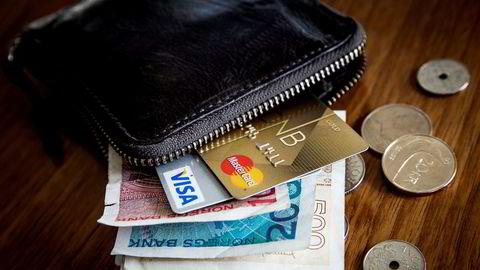 SSB la fredag frem tall for gjeldsveksten.