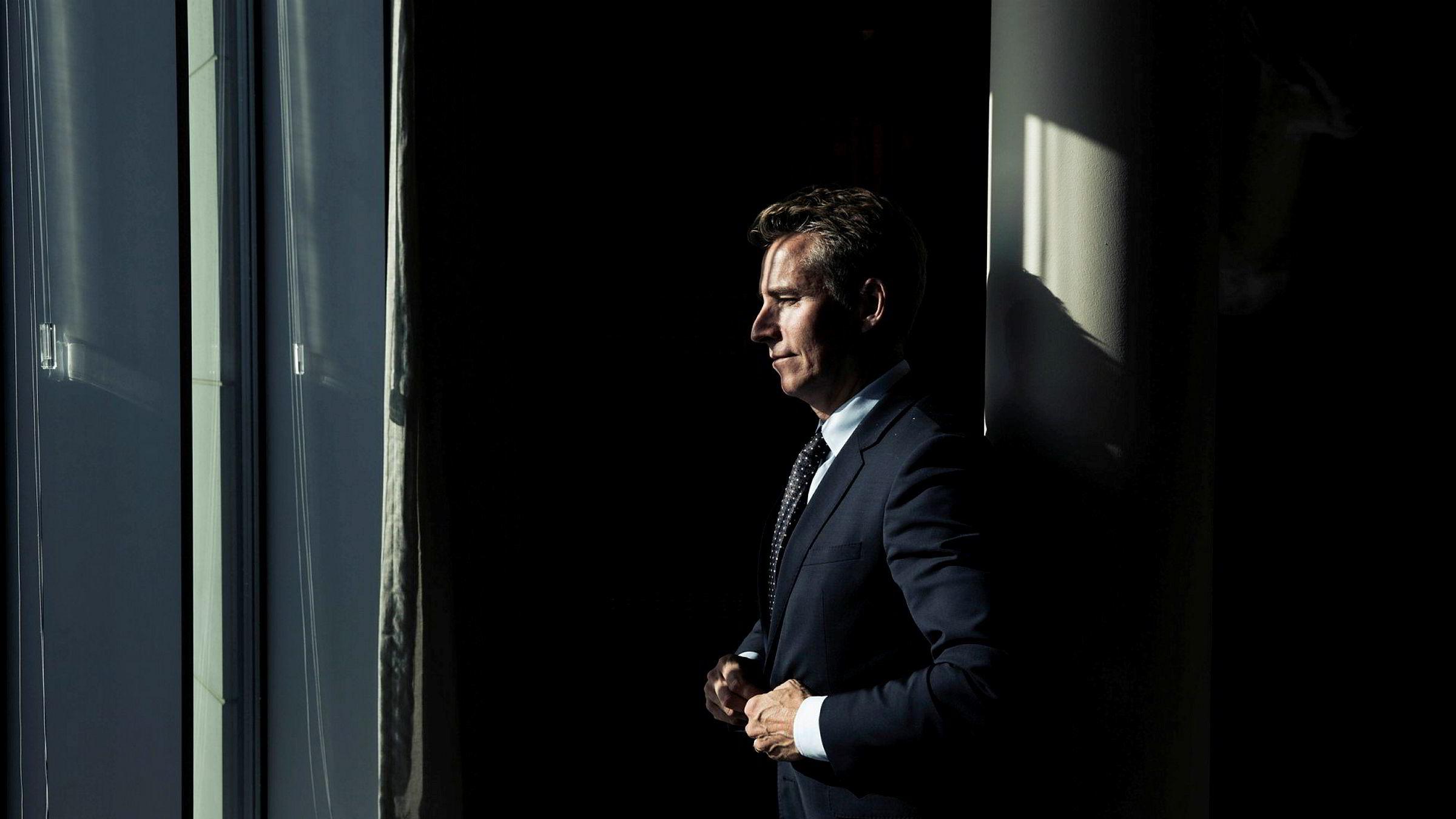 Hugo Maurstad i oppkjøpsfondet Altor