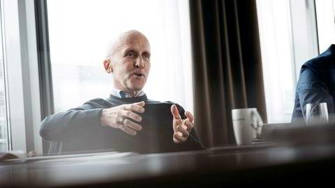 Partner i Hitecvision og styreleder i nyetablerte Moreld kjemper døgnet rundt for å redde det nyetablerte industrikonsernet med 3600 ansatte.