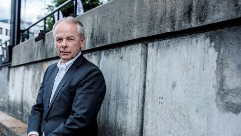 Henrik Tangen er arbeidende styreleder i Aquacon, som jobber for å bygge tre landbaserte lakseanlegg i USA.