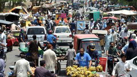 Telenor er medeier i en mikrofinansbank i Pakistan som nå gransker flere hundre ansatte for svindel. To nye tilfeller er blitt anmeldt fra denne byen, Lahore.