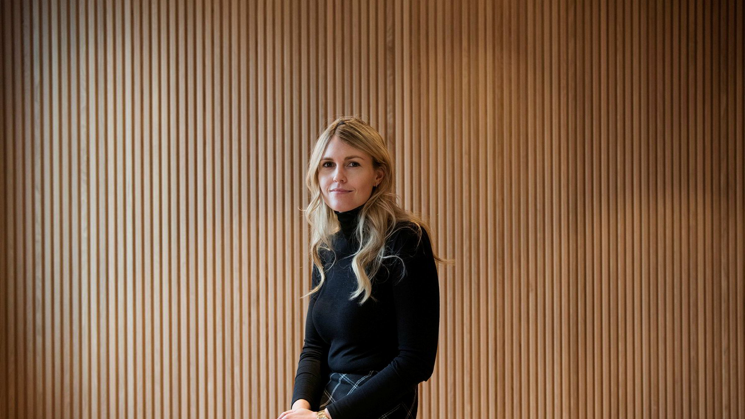 Anna Margaret Smedvig (34) styrer Smedvig-familiens milliardformue. Hun er opplært ved middagsbordet.