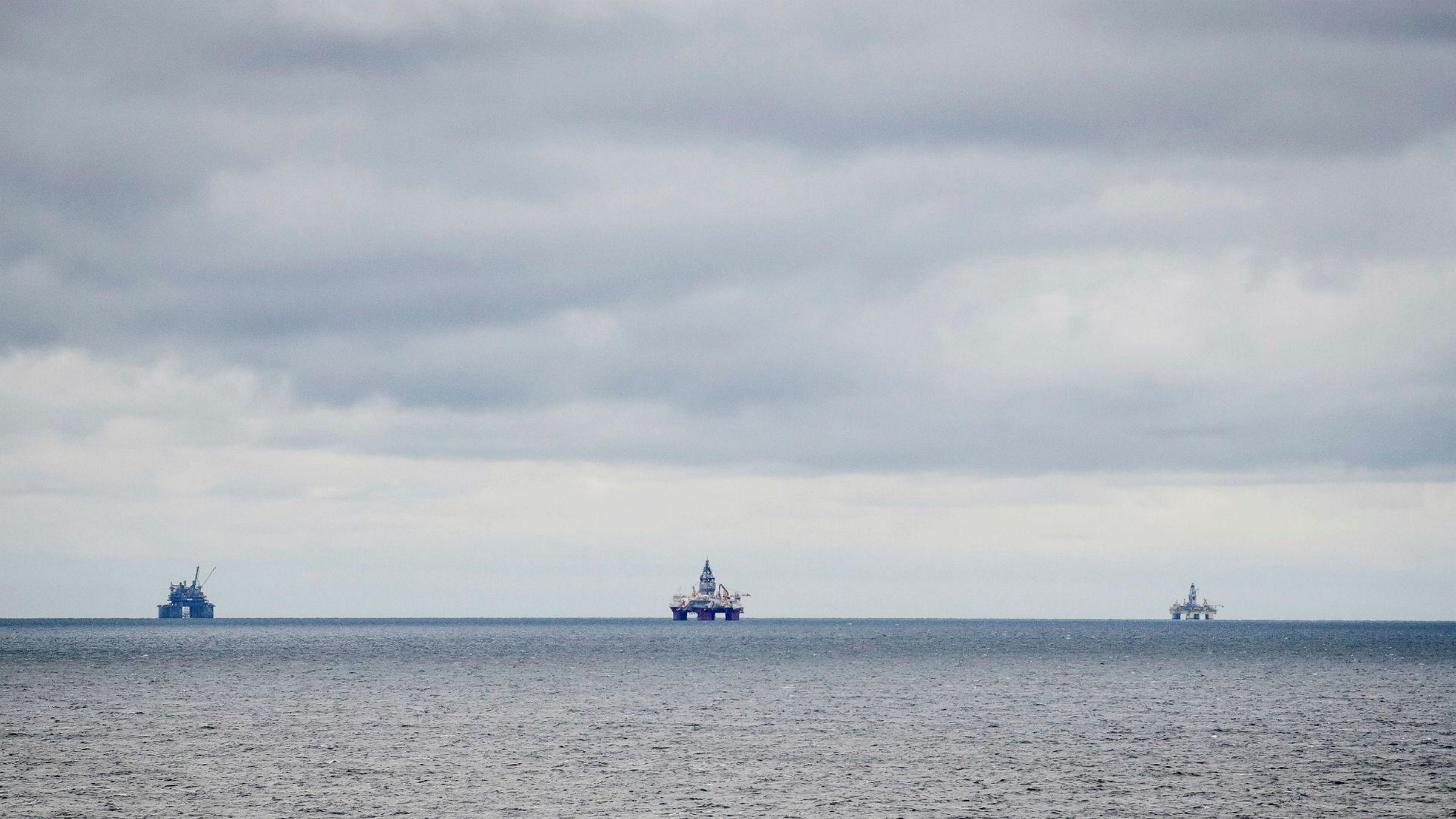 Spesialbehandlingen av oljenæringen viser hvor vanskelig det er å redusere omfanget av en eksisterende næring, selv når lønnsomheten endrer seg. I forskningen snakker man om «innlåsing», skriver Bård Lahn og Håkon Endresen Normann. Her: Troll- feltet, et av verdens største gassfelt.