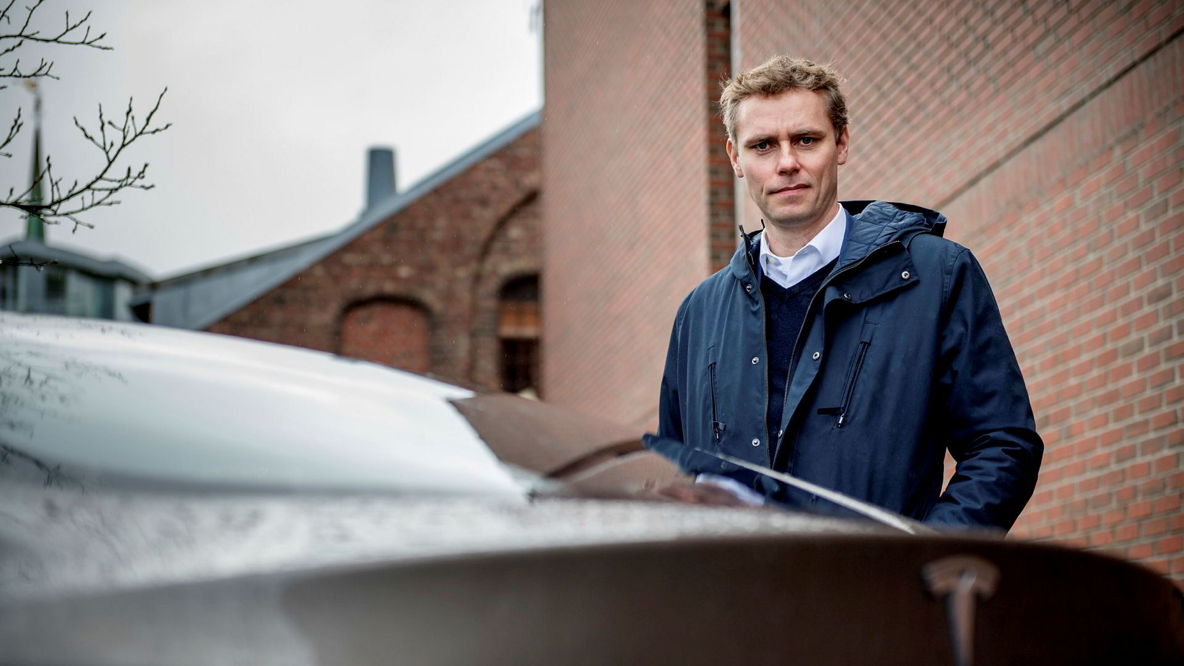 Ola Borten Moe blir plattformsjef.
