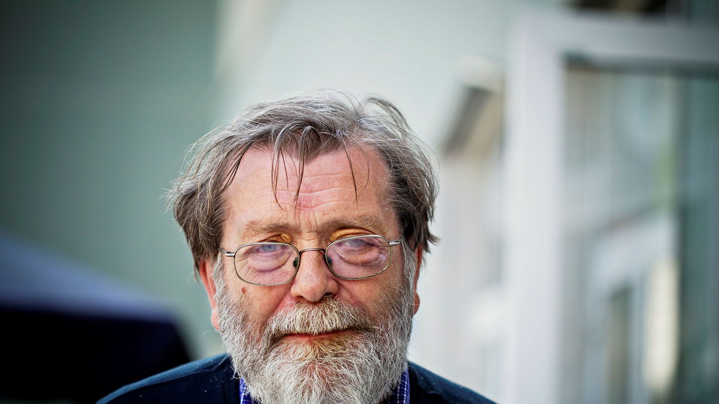 Professor Frank Aarebrot er død, 70 år gammel.