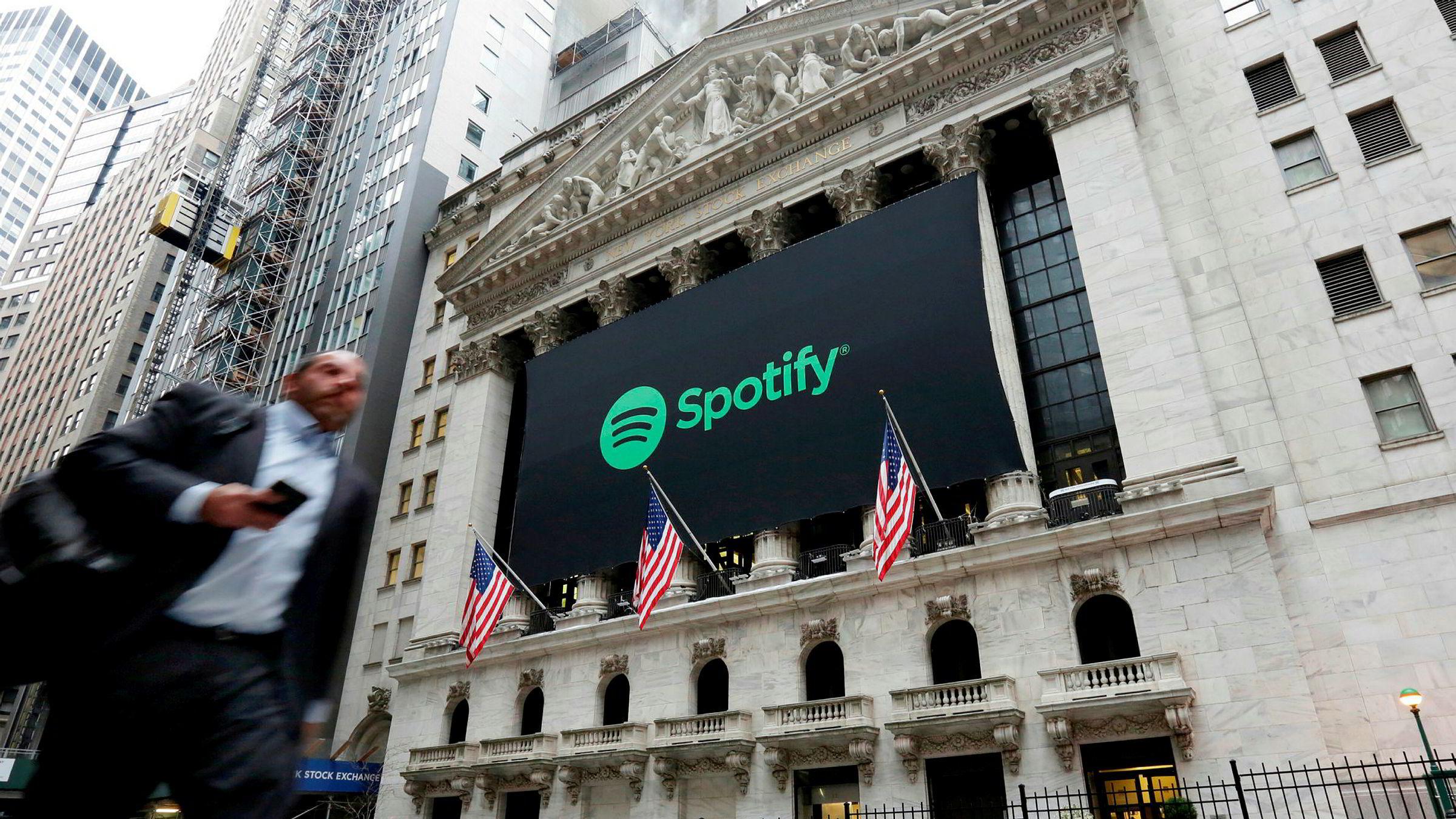 Børsnoteringen av Spotify ga en verdi på rundt 200 milliarder kroner. Det kunne gitt norske eiere en samlet formuesskatt på mer enn 1,3 milliarder kroner årlig – et ødeleggende beløp.