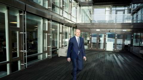 Sjefstrateg i Danske Bank, Christian Lie mener aksjer vil gi rimelig god avkastning det neste året, selv om fremgangen kan vise seg å hvile på et skjørt grunnlag.