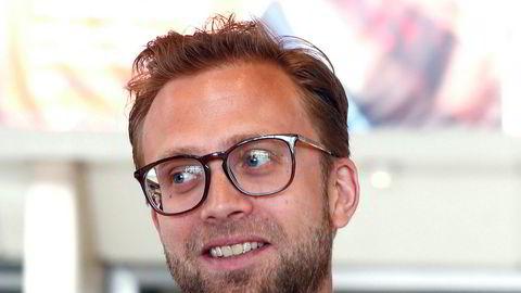 Nikolai Astrup får ny rolle.