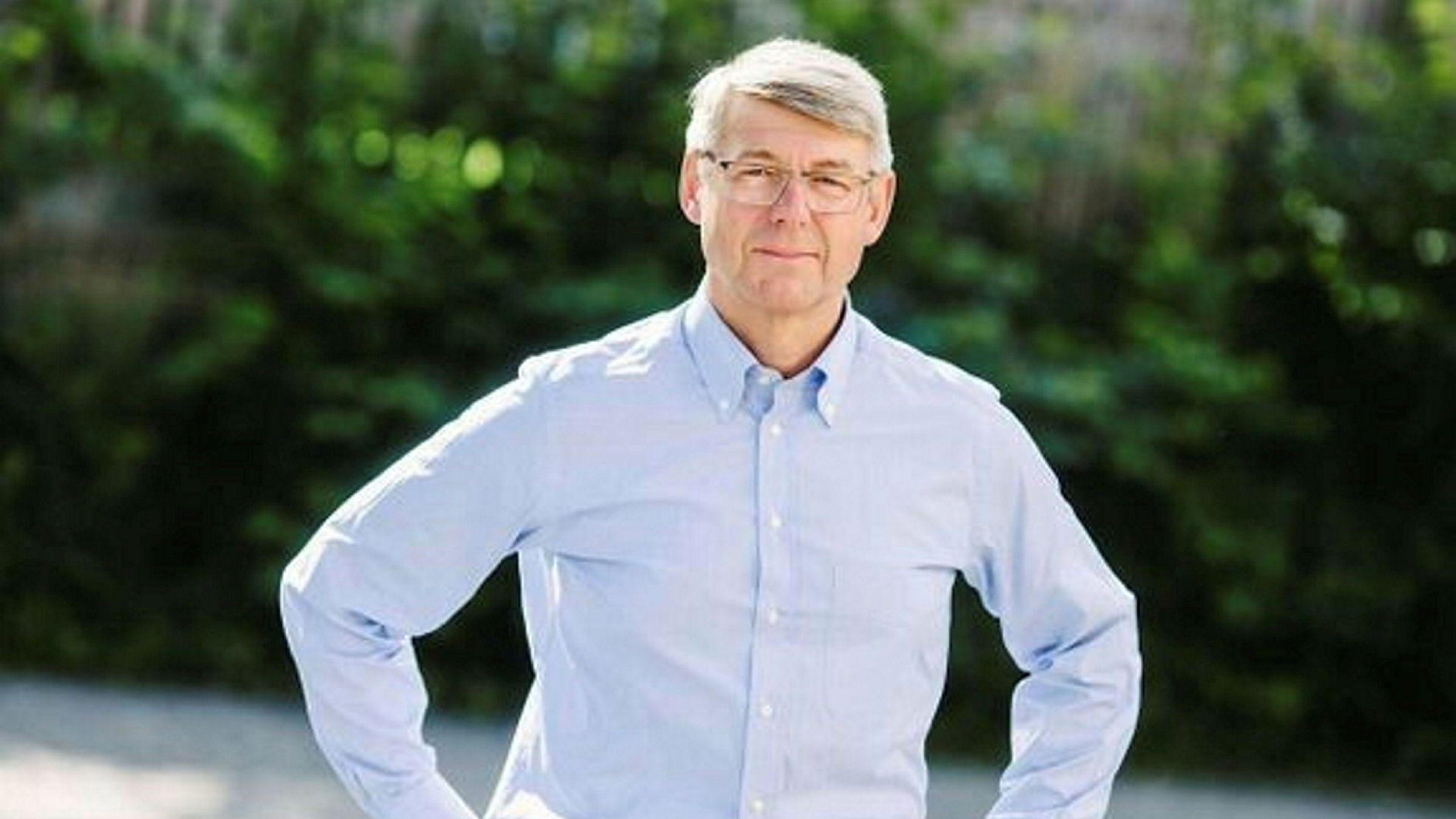 Morten Andreas Meyer er generalsekretær i Huseierne.