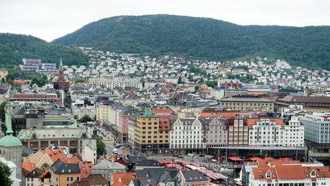Politikerne i Bergen vil teste ut borgerlønn, om det blir aktuelt i Norge.