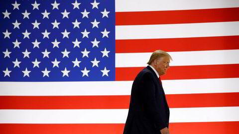 Tyske Der Spiegel melder at USAs president vil trekke mellom 5.000 og 15.000 ut av Tyskland soldater innen høsten.