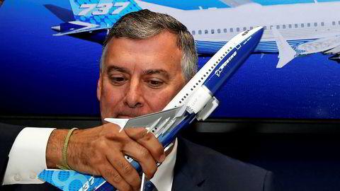Kevin McAllister går av som administrerende direktør i Boeing Commercial Airplanes
