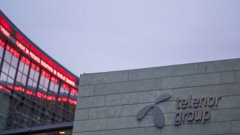 Nkoms vedtak om å videreføre reguleringen av Telenor i mobilmarkedet, blir stående etter at Samferdselsdepartementet avviser Telenors klage. Foto: Håkon Mosvold Larsen / NTB scanpix