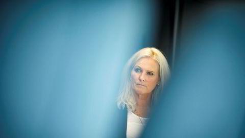 Konsernsjef Hege Toft-Karlsen i Eika Gruppen mener de ikke kan akseptere en situasjon der «politikerne lager regler som er direkte konkurransevridende.»