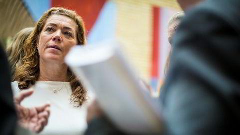 – Jeg ble positivt overrasket over hvor grensesprengende helgens diskusjoner var, sier NHO-direktør Kristin Skogen Lund, som understreker at arbeidet i den nye kommisjonen er i oppstartfasen.