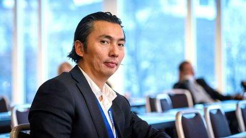 Senior porteføljeforvalter Olav Chen lar seg ikke skremme av brede, bratte børsfall.