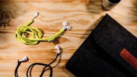 Gründerne bak Turtleneck ville løse ledningskrøll med en «sokk» til ørepropper.
