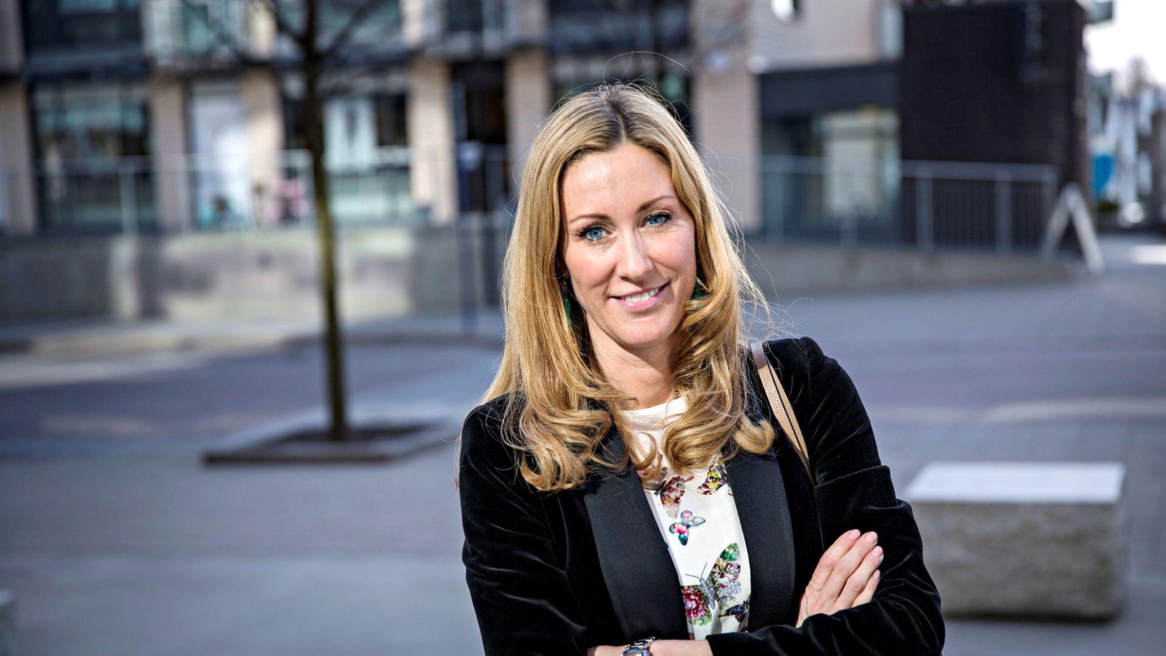 Hedda K. Ulvness, administrerende direktør i Eie Eiendomsmegling ser at boligmarkedet har endret seg de siste ukene.