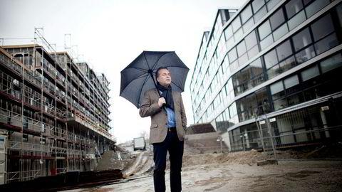 Tore Lie eier Team Bygg, som fikk et overskudd på 12 millioner kroner i fjor. Her er han avbildet i Stavanger i 2012.