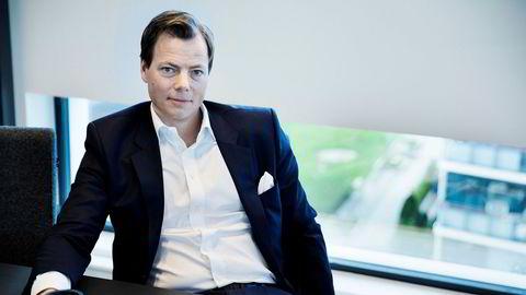 Toppsjef i Norske SkogLars Sperre meldte sent fredag kveld at den bokførte egenkapitalen i selskapet er negativ.