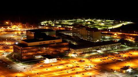 Hovedkontoret til NSA i Washington, D.C.