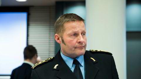 Seksjonssjef Einar Aas vitnet i rettsaken mot Jensen. Nå vil han ikke kommentere dommen.