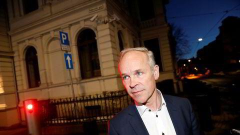 Jan Tore Sanner blir ny finansminister i regjeringen til Erna Solberg.