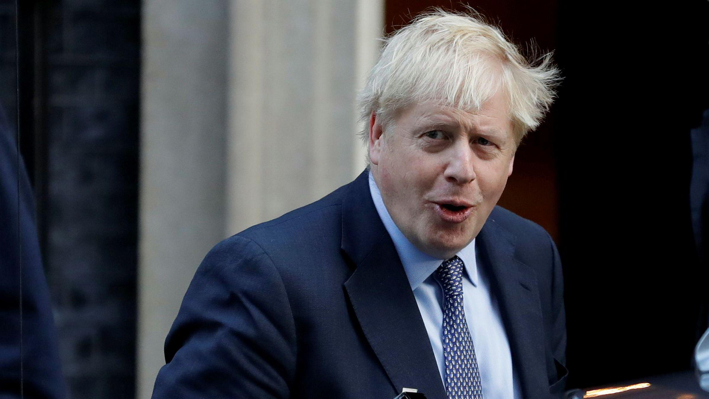 Storbritannias statsminister Boris Johnson har tro på at det er mulig å forlate EU 31. oktober. Mandag kan det komme en ny sjanse i Parlamentet for å få den reviderte brexitavtalen godkjent.