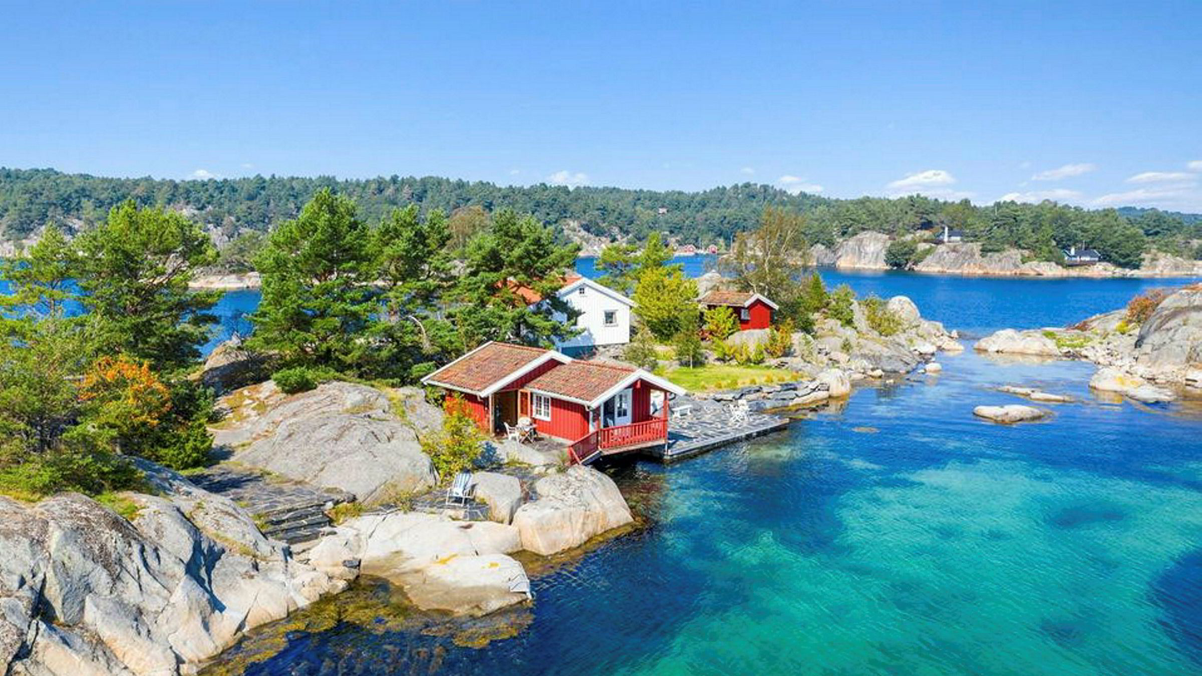 Investor Torstein Tvenge har sikret seg denne eiendommen i Blindleia.
