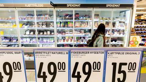 Dagligvarebransjen venter nå spent på om næringsminister Torbjørn Røe Isaksen vil gå inn for mer regulering av markedet. Foto: Tore Meek / NTB scanpix