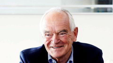 Milliardær Trond Mohn er største aksjonær i legemiddelselskapet Bergenbio. Etter et par minutter hadde han en papirgevinst på 600 millioner kroner.