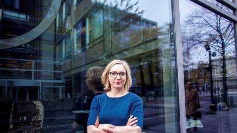 Kulturredaktør Sarah Sørheim i Aftenposten håper #metoo-kampanjen gjør det lettere for personer å fortelle om seksuell trakassering.