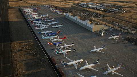Alle Boeing 737 Max-flyene er satt på bakken. Nå skjer det samme med 50 737 NG-fly.