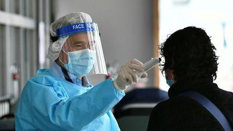 En rekke offentlige instanser er i beredskap for at Wuhan-viruset når som helst kan ramme Norge. Det viktigste blir å isolere eventuelle smittede.