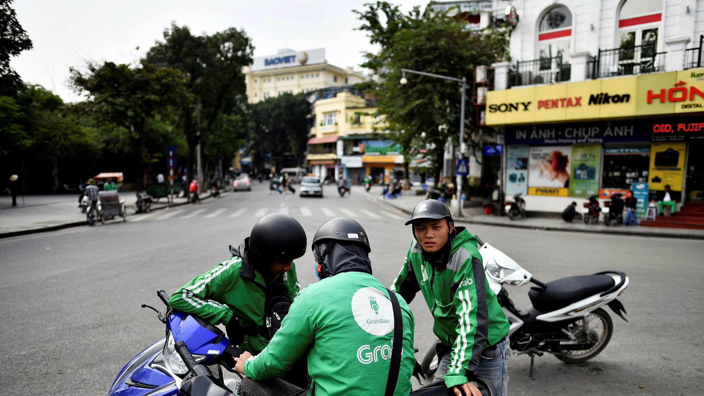 Det sørøstasiatiske selskapet Grab har utviklet et økosystem for logistikk, transport og betalingsløsninger. Med et par sveip kan brukere bestille mat fra topprestauranter eller på gaten, eller taxi. Selskapet er verdt over ti milliarder dollar.