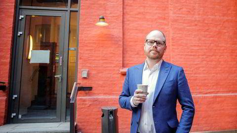 VG-redaktør Gard Steiro retter.