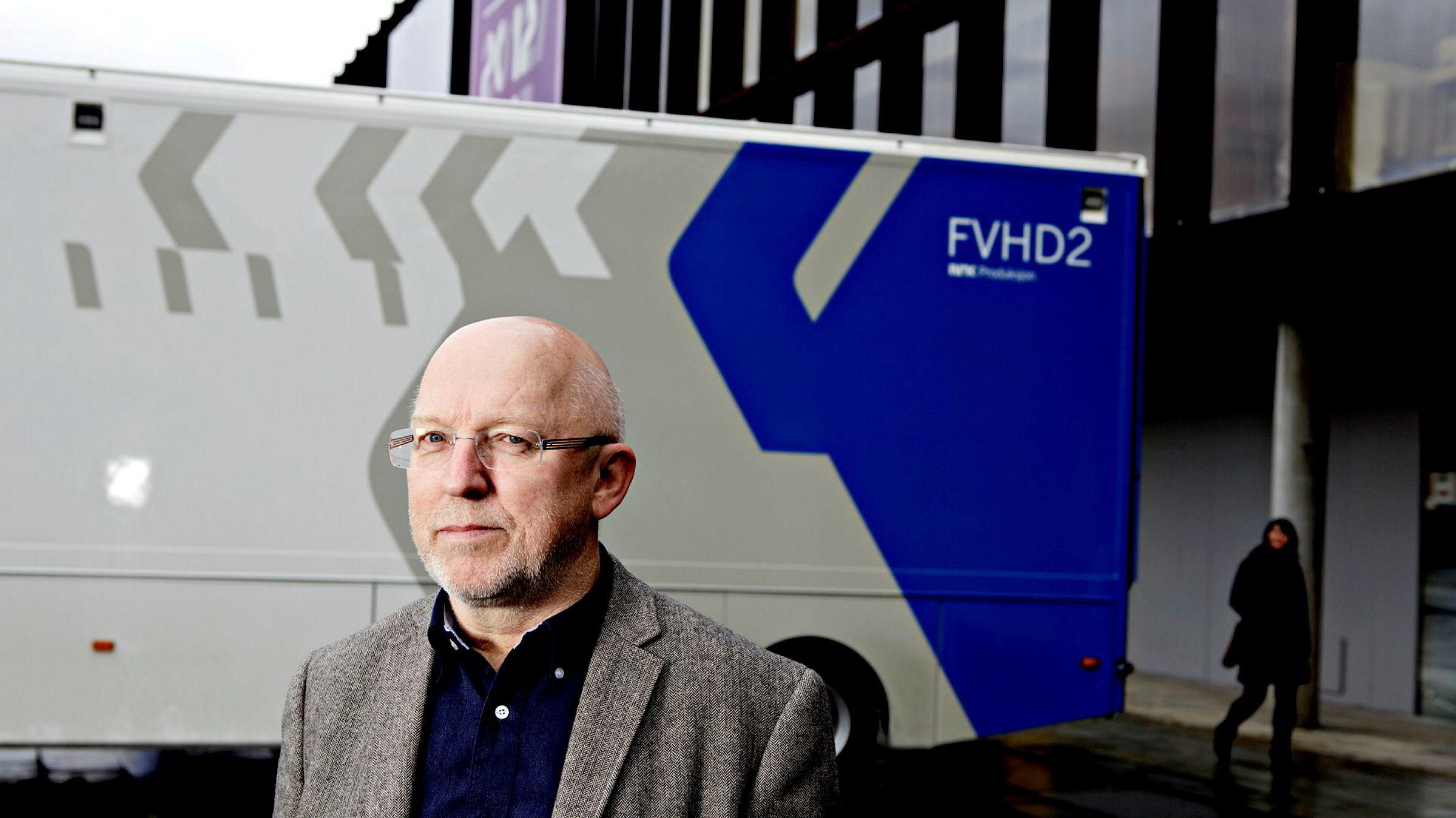 Sven Egil Omdal vil stramme inn mediene behandling av «urutinerte kilder».