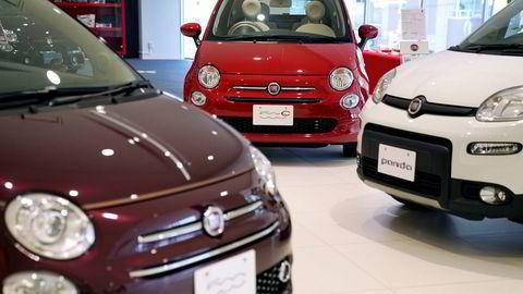 Fiat Chrysler (FCA) er resultat av en tidligere italiensk-amerikansk sammenslåing i 2014, mens franske PSA produserer blant annet Peugeot og Citroën.
