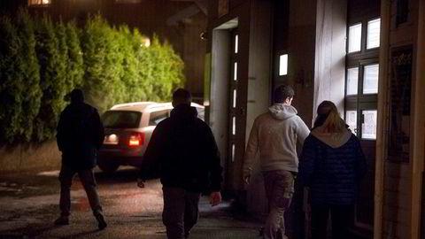 Politiet aksjonerte flere steder hvor de mistenkte ulovlig virksomhet i bilvaskehaller. Dette var i 2014.