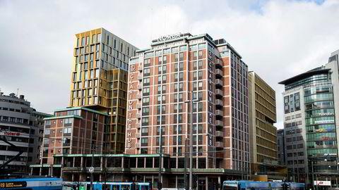 Den internasjonale havkonferansen pågår på Clarion Hotel The Hub ved Oslo S.