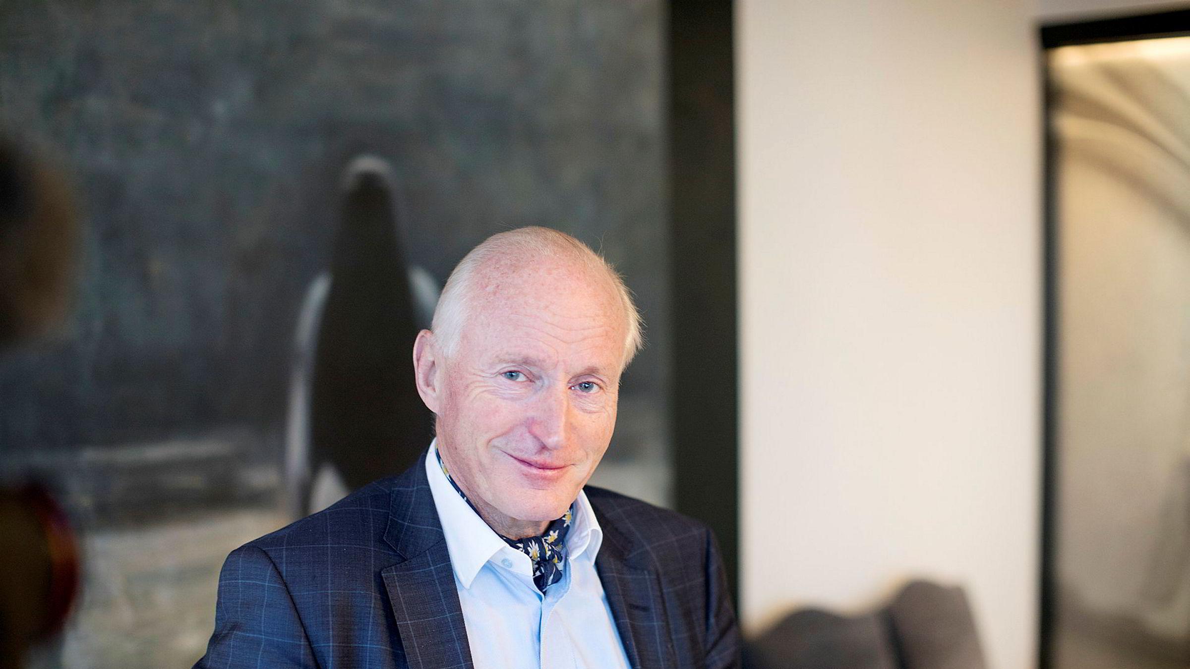 Investor Christian Ringnes' selskap Eiendomsspar er største aksjonær i Pandox.