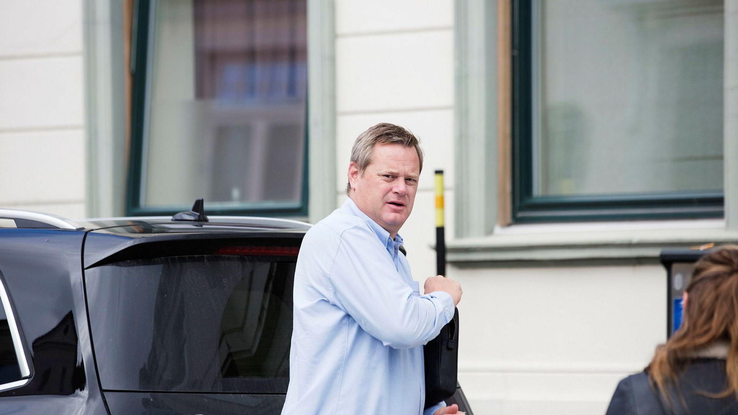 Tidligere var Einar Aas Norges største private krafttrader, som i flere år toppet inntektslistene. Nå står han med 0 i inntekt for 2018.