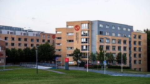 Vestgrensa studentby på Gaustad er blant de nyeste studentboligene i Oslo.