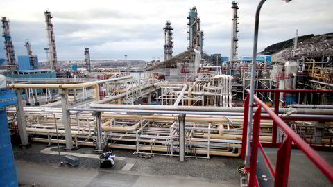 Gasscos anlegg på Kårstø skulle bidra til å revolusjonere energiproduksjonen i Europa.