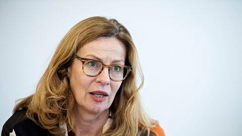 Birgitte Bonnesen, tidligere konsernsjef i Swedbank.