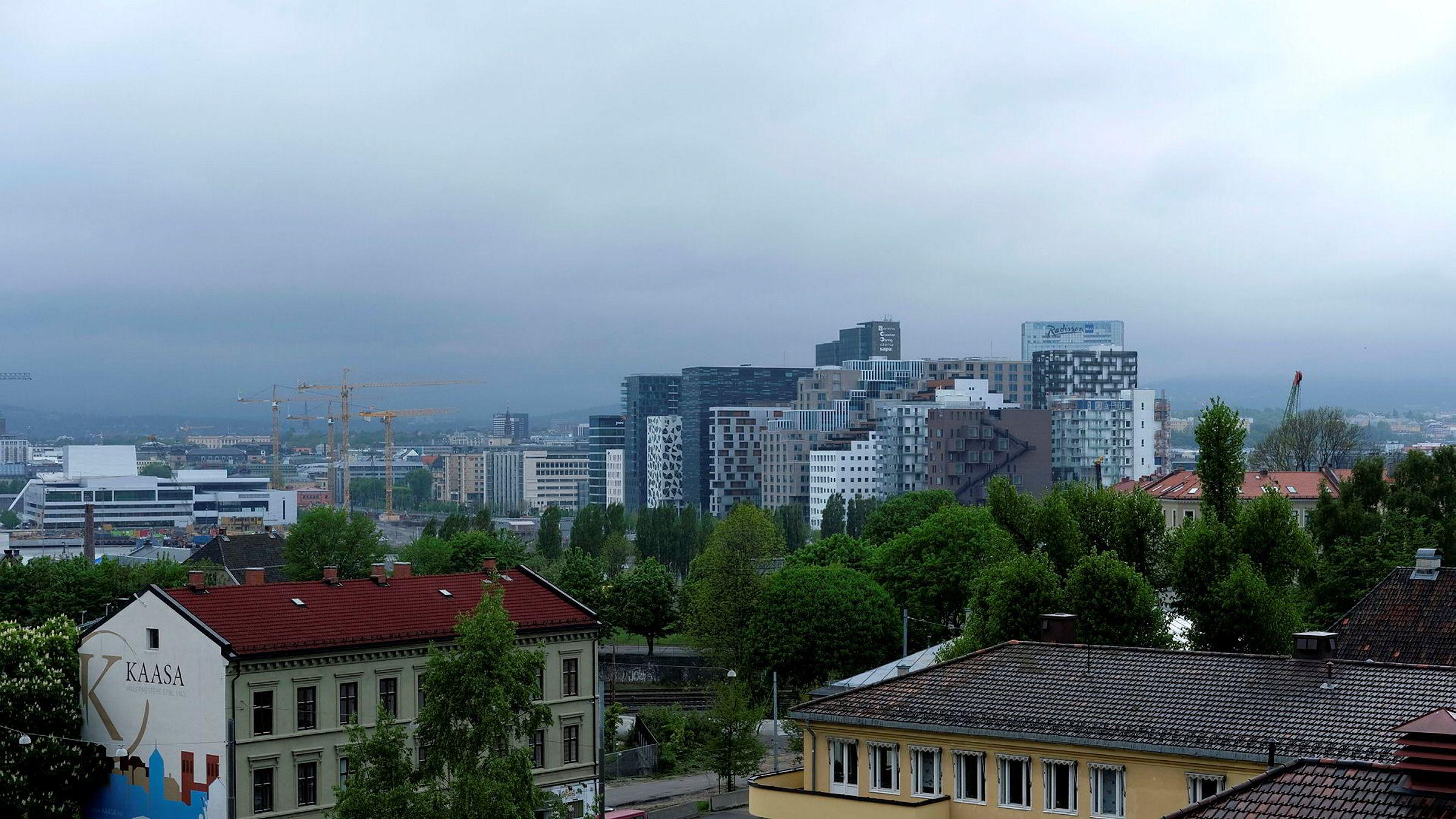 Spørsmålet er om prisfallet i Oslo er starten på et mer omfattende prisfall i boligmarkedet eller om det kun handler om en mindre korreksjon som snart vil bli avløst av ny prisvekst.
