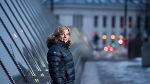 Kirsti Slotsvik går fra lederjobb i Kystverket til å bli ny direktør for Jernbanedirektoratet.